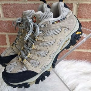 Merrell Ventilator Taupe Hiking Trail J86612 Sz6.5